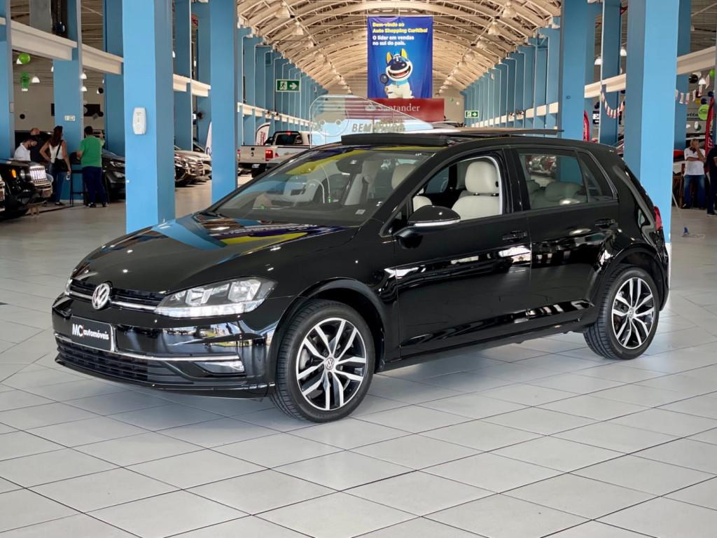 Volkswagen Golf Comfortline Ad
