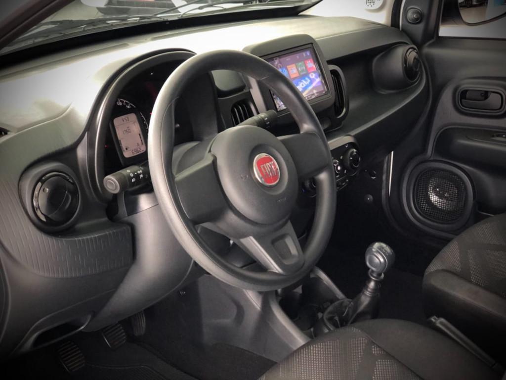 Imagem do veículo Fiat Mobi Like
