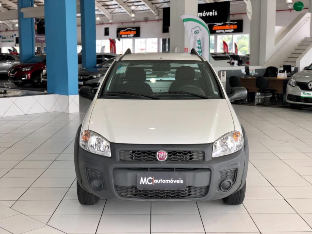 Imagem do veículo Fiat Strada Hard Working 1.4 Evo Flex 2p