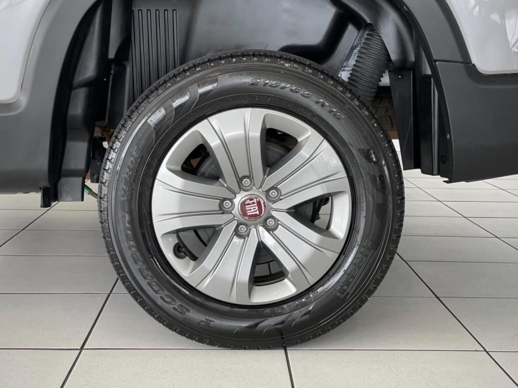 Imagem do veículo Fiat Toro 1.8 16v Evo Flex Freedom 4x2