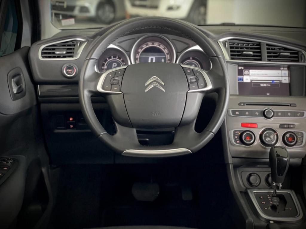 Imagem do veículo Citroen C4 Lounge Automatico Thp Tend