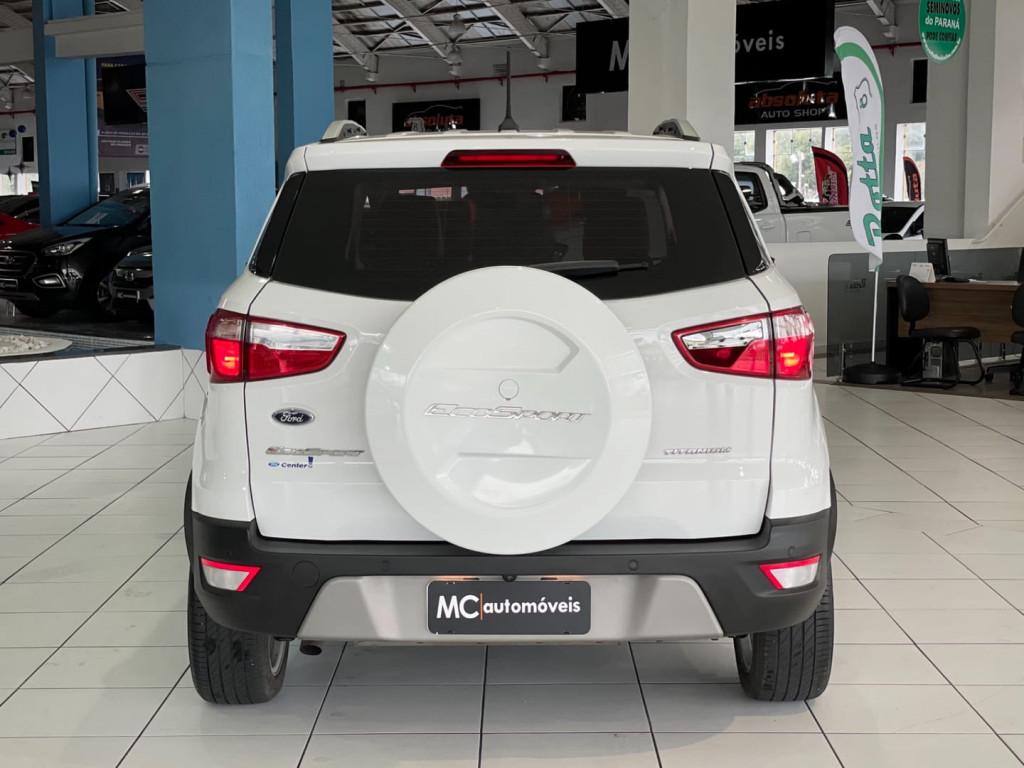 Imagem do veículo Ford Ecosport Titnat 2.0