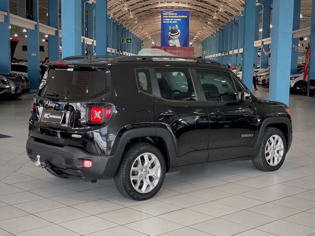 Imagem do veículo Jeep Renegade Lngtd At