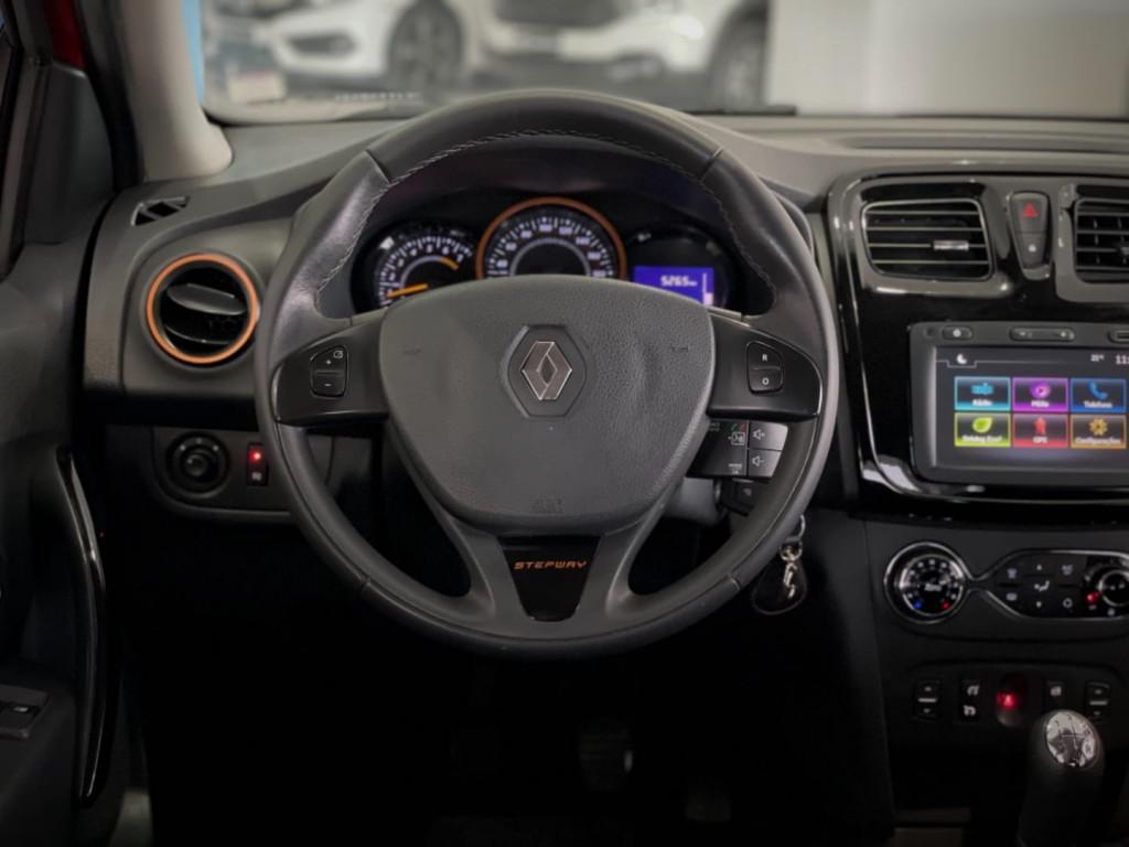 Imagem do veículo Renault Sandero Stepway 1.6 16v Hiflex 4p