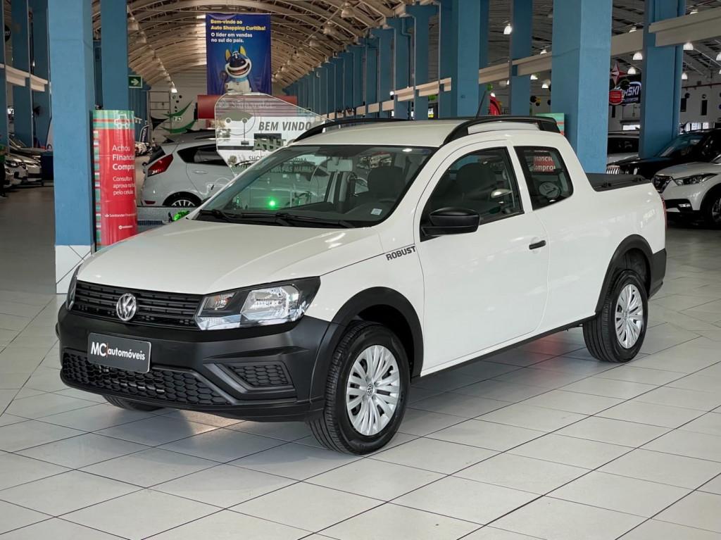 Volkswagen Saveiro Robust Cabine Dupla