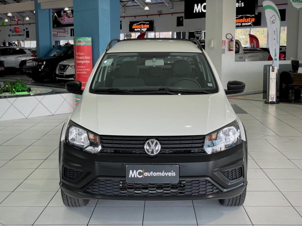 Imagem do veículo Volkswagen Nova Saveiro Robust Mbv Cabine Dupla