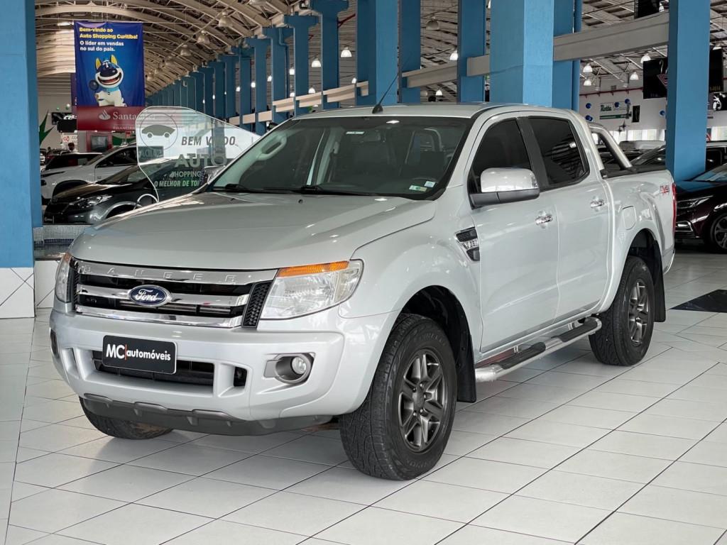 Ford Ranger Xlt Cd 4x4 3.2 Diesel