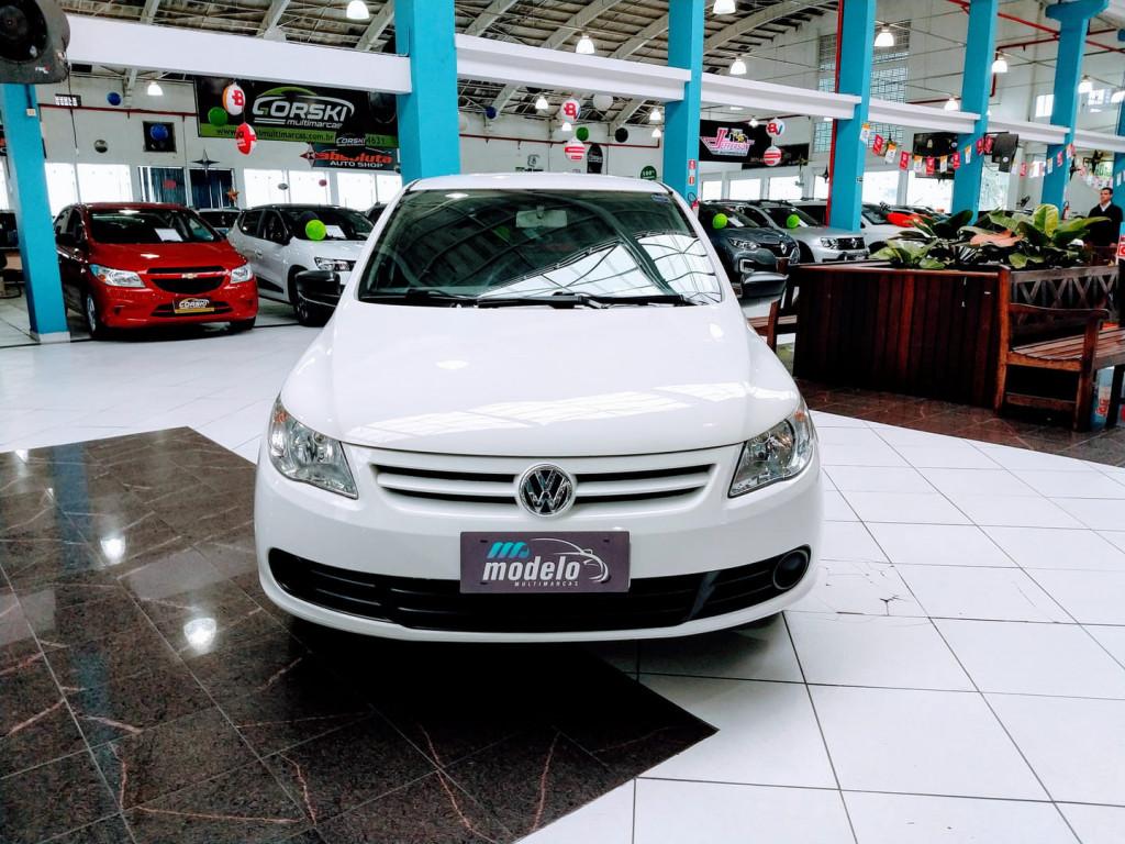 Volkswagen Gol Novo 1.6 Trend Total Flex 4p 2011