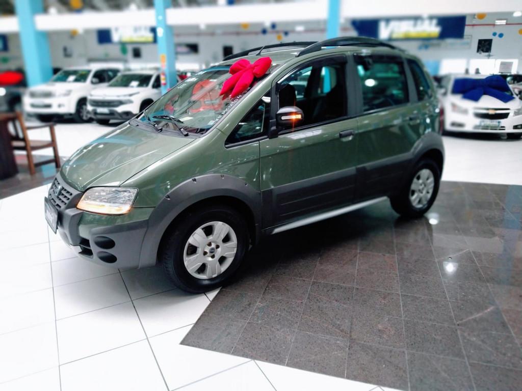 Fiat Idea Adventure Flex