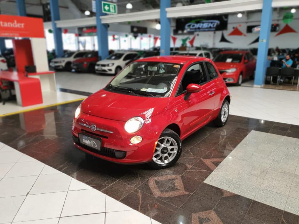 Imagem do veículo Fiat 500 Cult Dual
