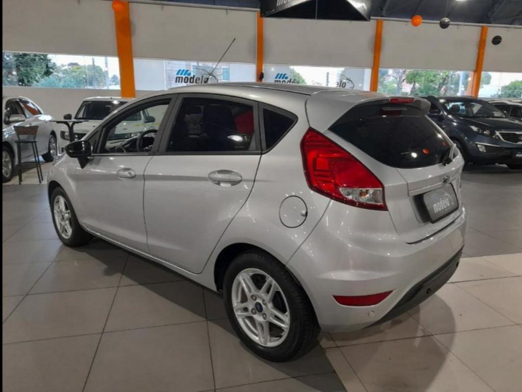 Imagem do veículo Ford Fiesta 16sel At