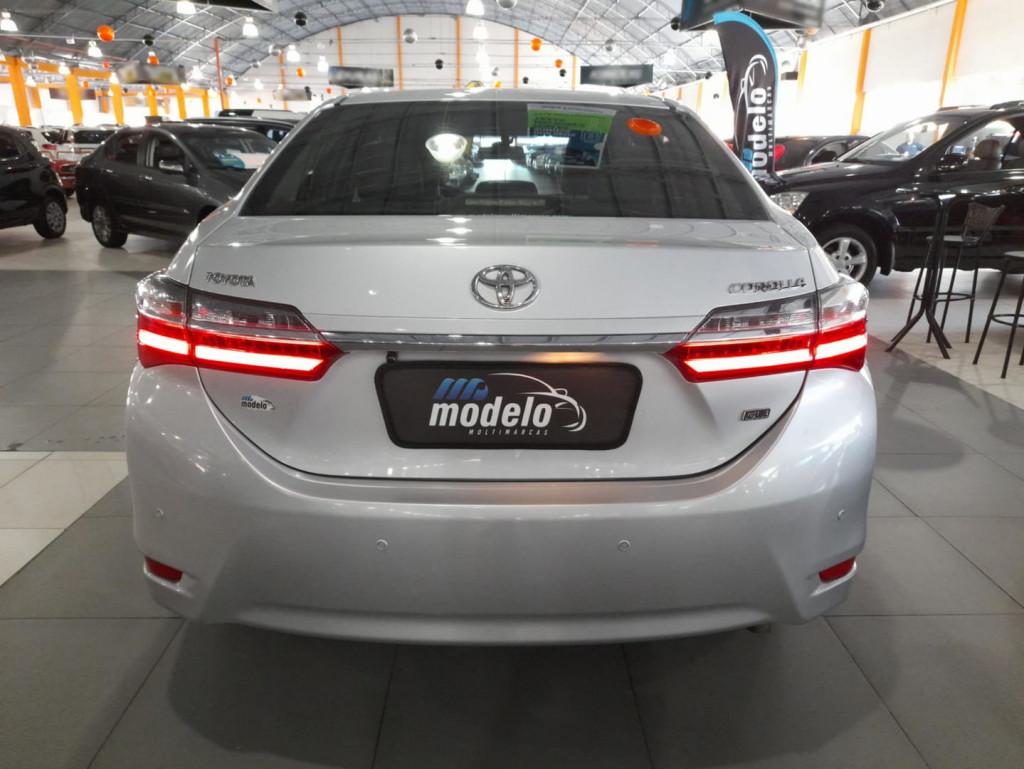 Imagem do veículo Toyota Corolla Gli18 Cvt