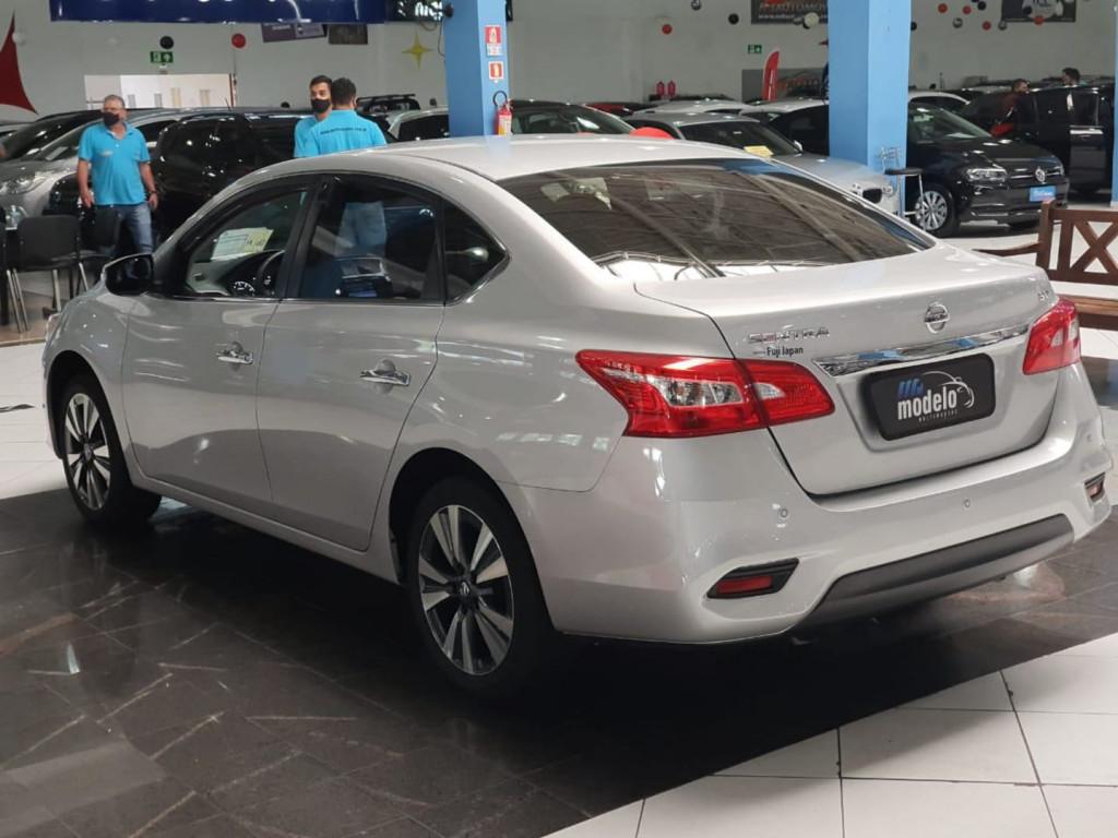 Imagem do veículo Nissan Sentra 20sv Cvt