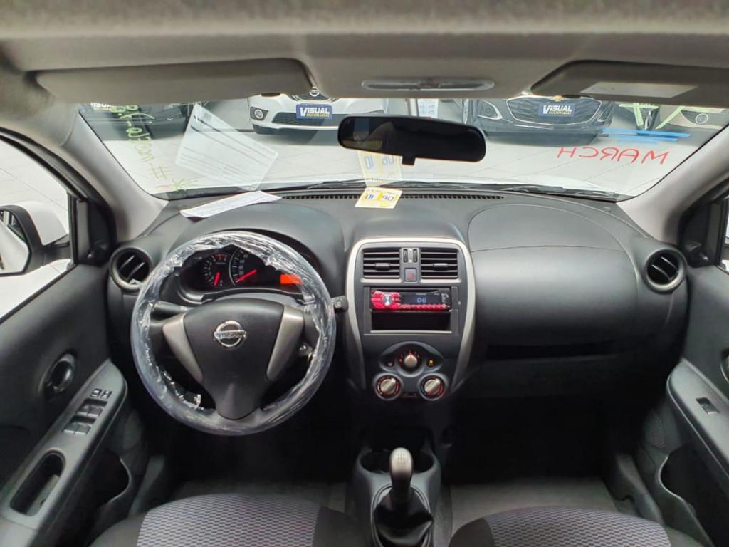 Imagem do veículo Nissan March 10s
