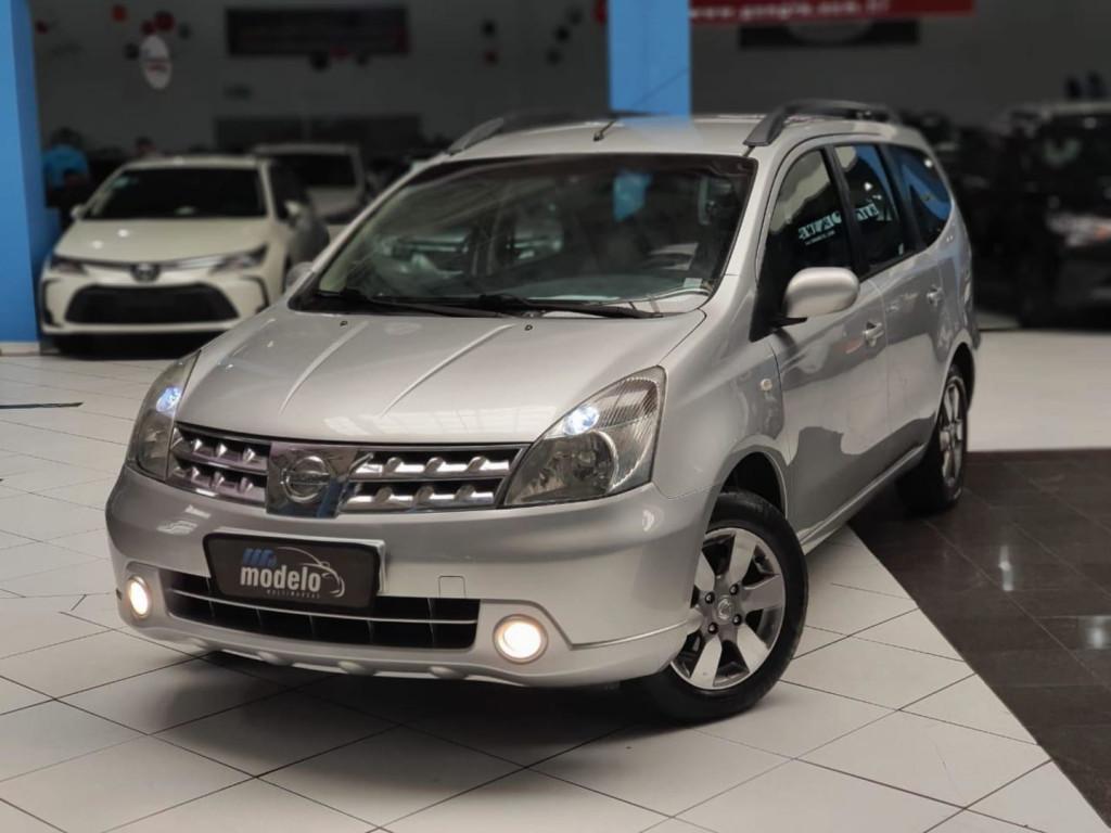 Nissan Grand Livina 18sl
