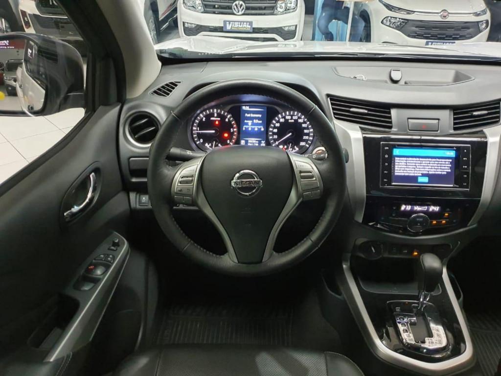 Imagem do veículo Nissan Frontier Leatx4