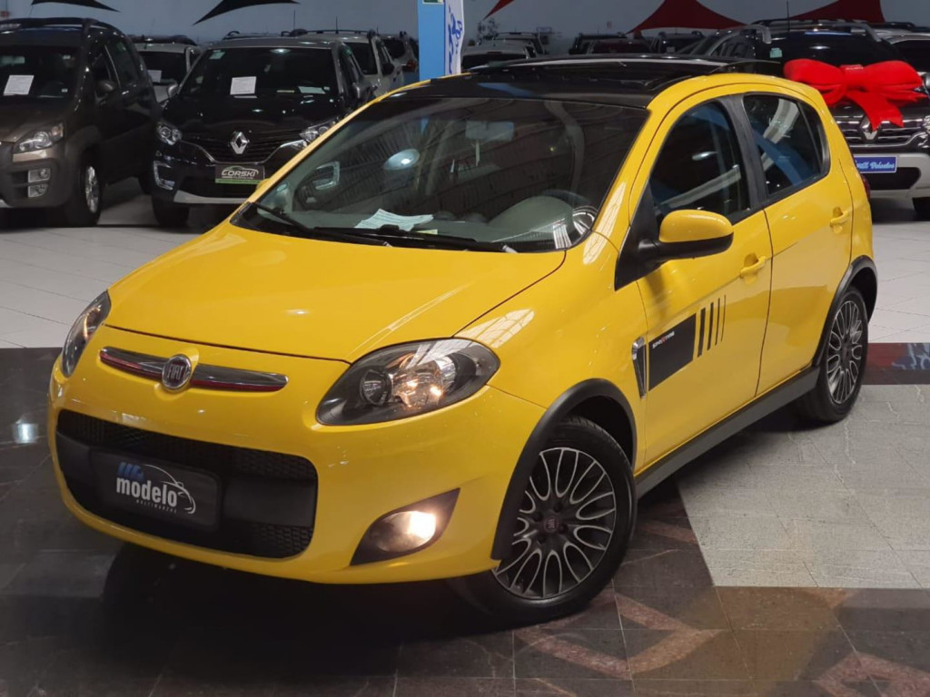 Fiat Palio Sport 1.6 Dl