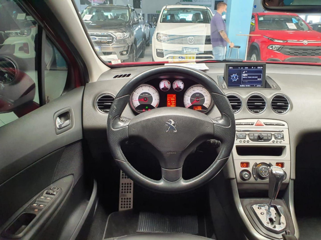 Imagem do veículo Peugeot 408 Griffe