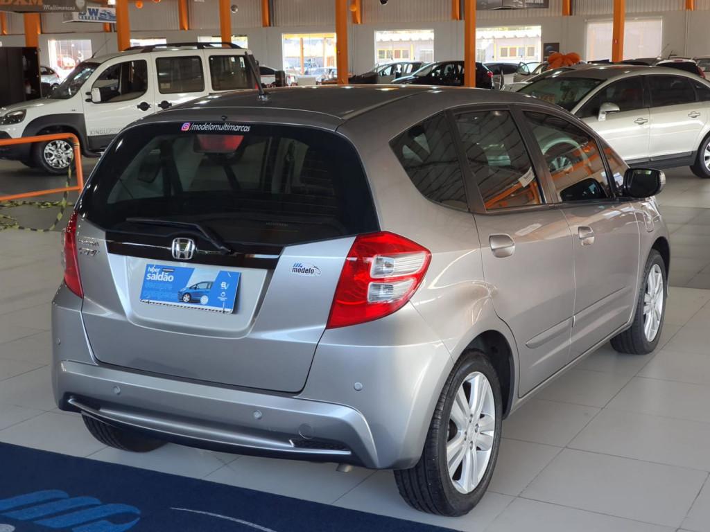 Imagem do veículo Honda Fit Ex 4p
