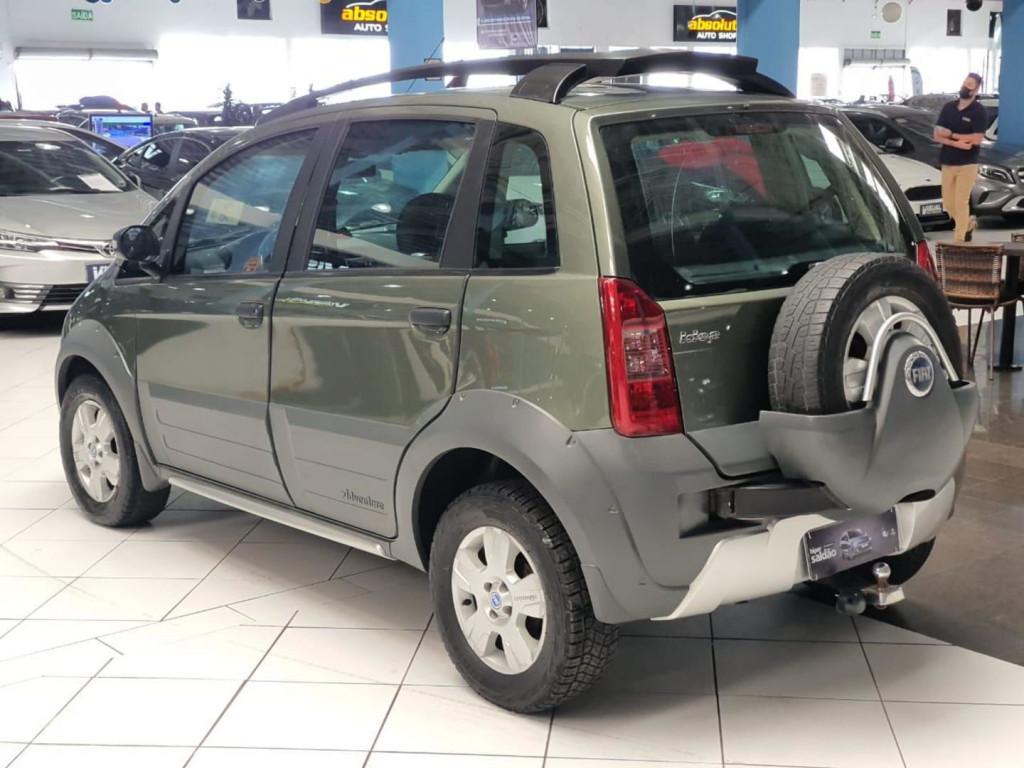 Imagem do veículo Fiat Idea Adventure Flex