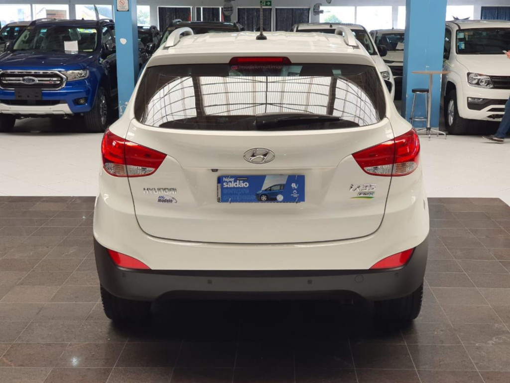 Imagem do veículo Hyundai Ix35 B