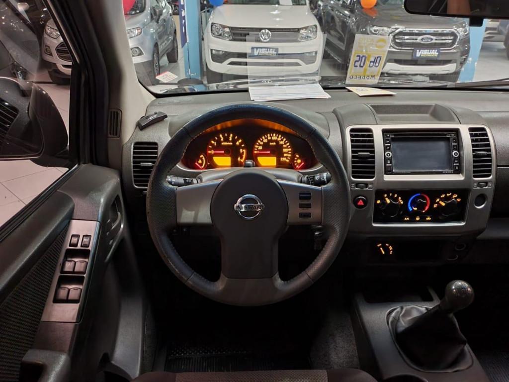 Imagem do veículo Nissan Frontier Se 4x4 Attack Cabine Dupla