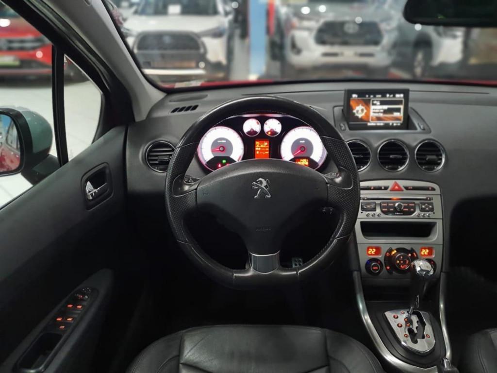 Imagem do veículo Peugeot 308 Griffe Thp 4p