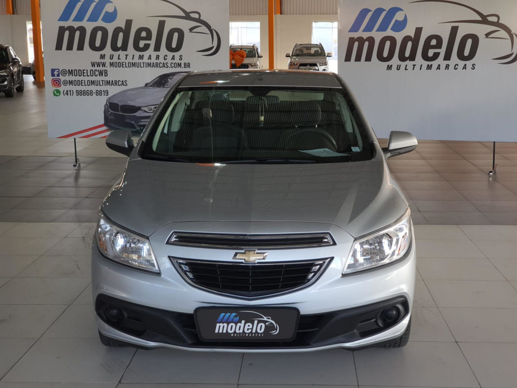Imagem do veículo Chevrolet Prisma 1.0mt Lt
