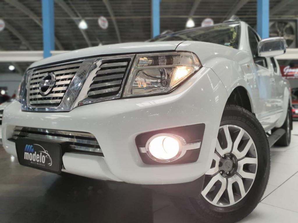 Imagem do veículo Nissan Frontier Sl 4x4