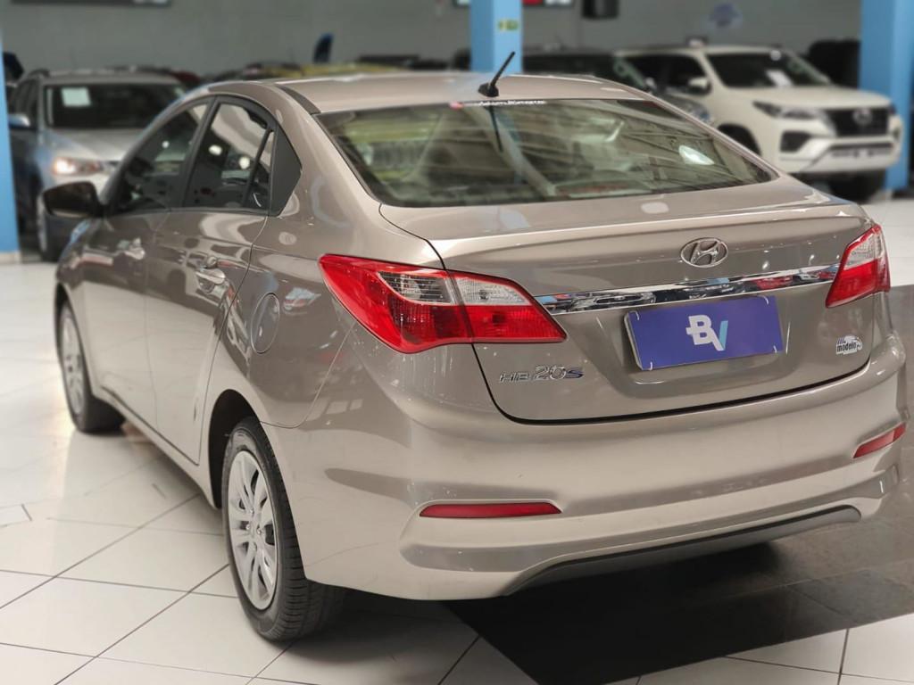 Imagem do veículo Hyundai Hb20s 1.0m Comf
