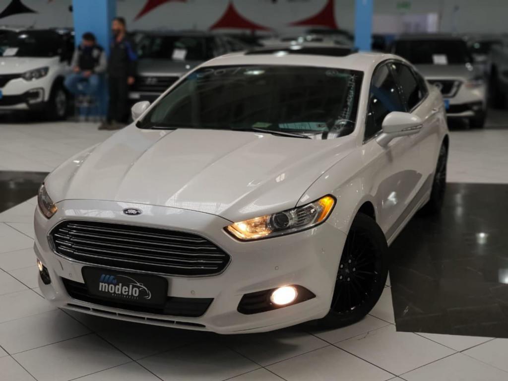 Ford Fusion Awd Gtdi B 4p