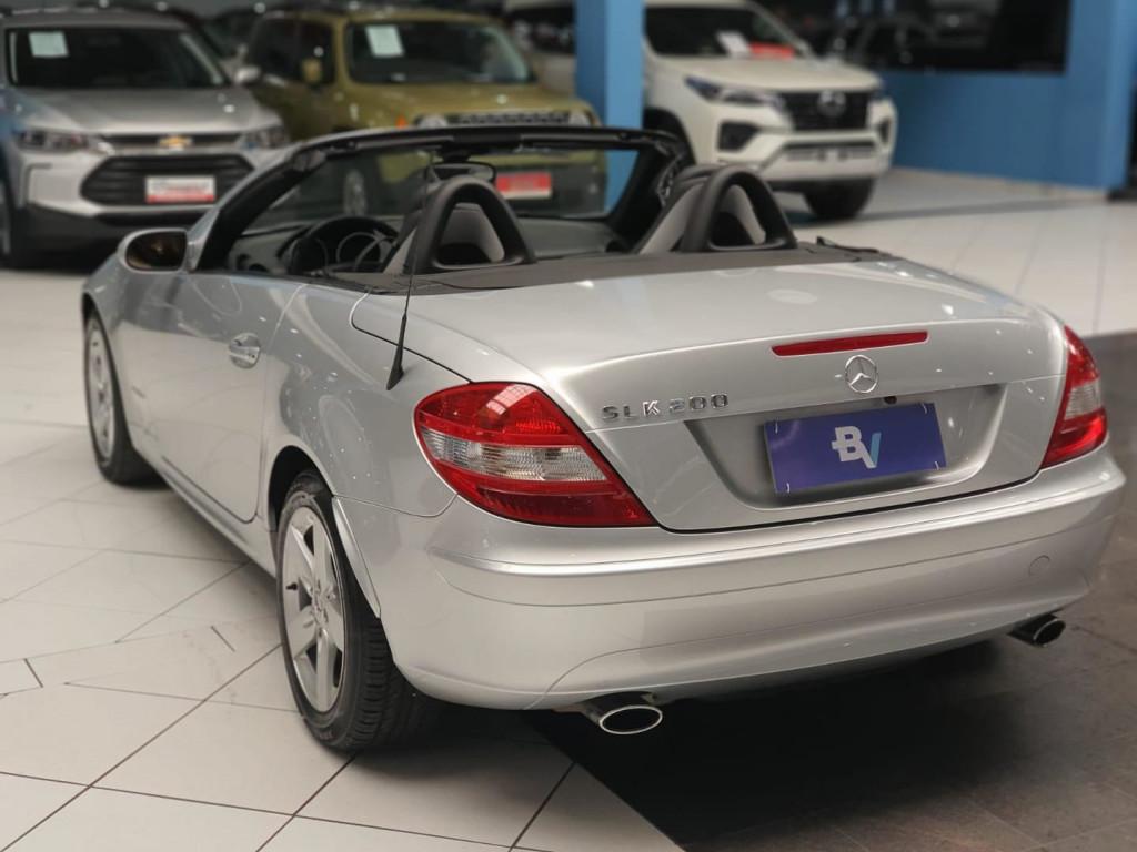 Imagem do veículo Mercedesbenz Slk 200 Kompressor Cgi 1.8 16v 2p