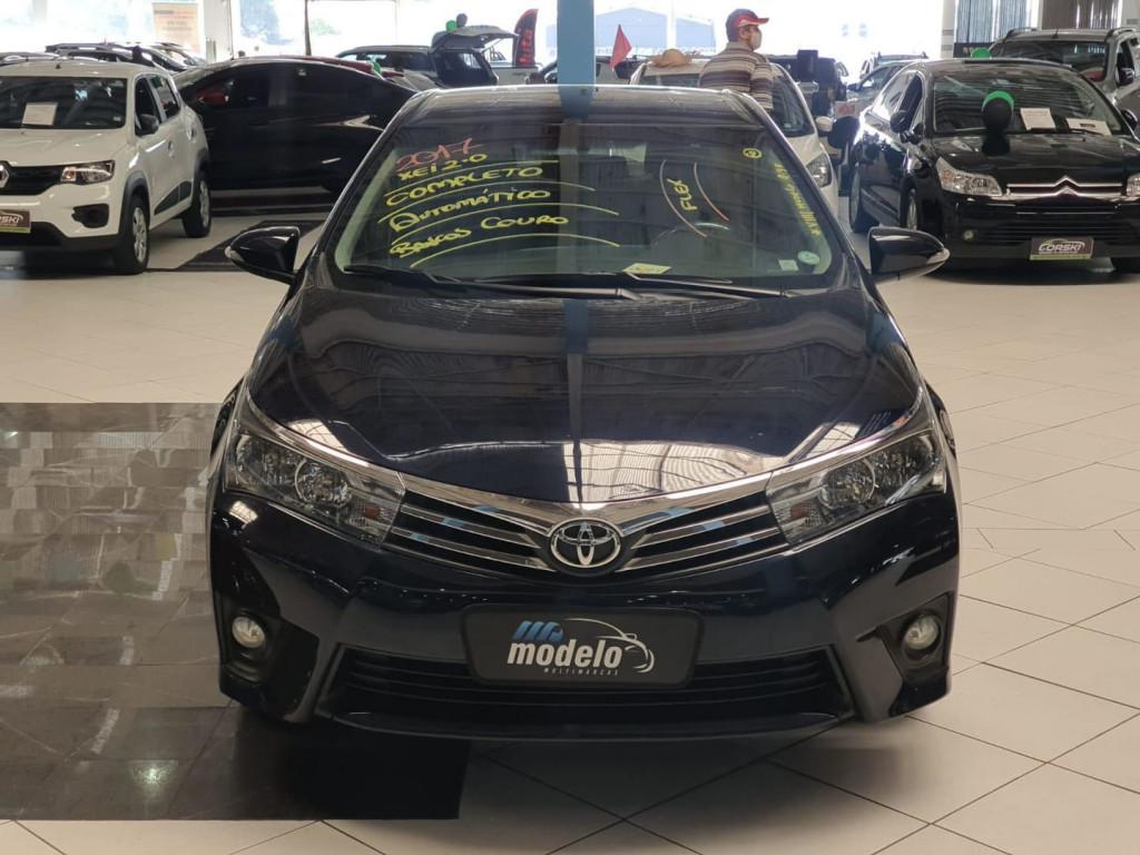 Imagem do veículo Toyota Corolla Xei20flex 2017