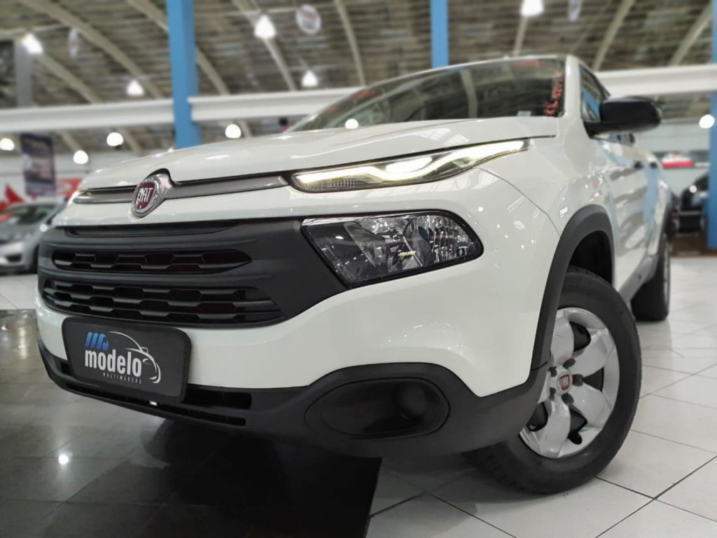 Imagem do veículo Fiat Toro Endurence At