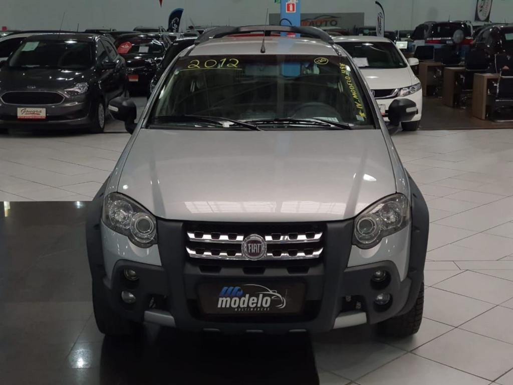 Imagem do veículo Fiat Palio Wk Adven Flex 2012