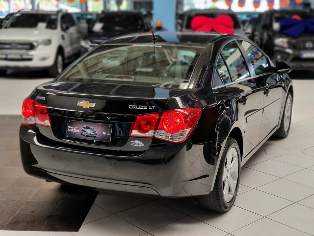 Imagem do veículo Chevrolet Cruze Lt Nb 2013