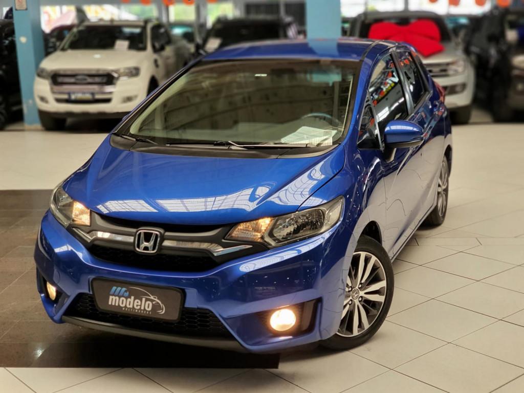 Honda Fit Exl 4p 2015