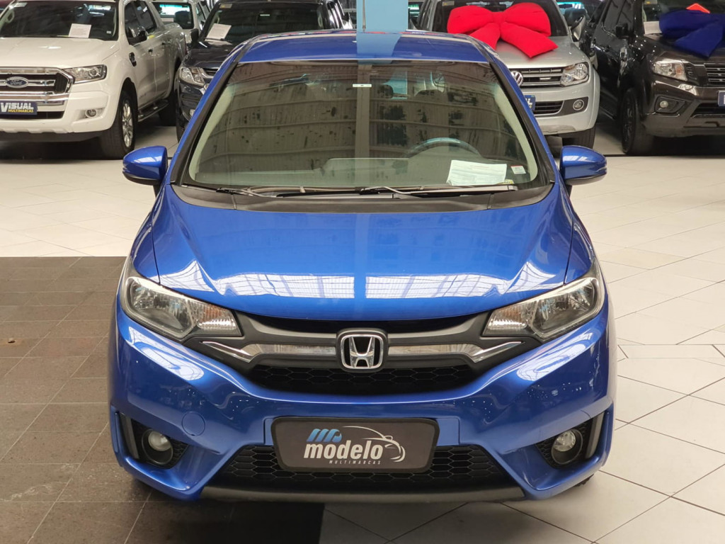 Imagem do veículo Honda Fit Exl 4p