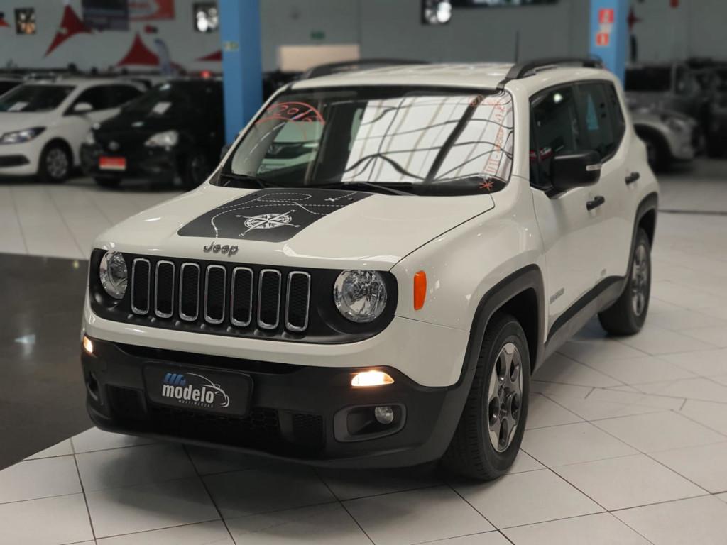 Imagem do veículo Jeep Renegade Sport Mt