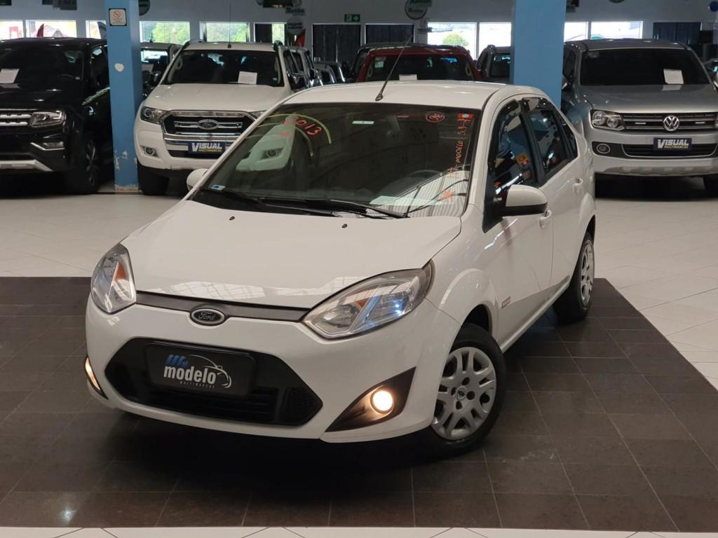 Ford Fiesta Sedan 1.6 Flex 4p 2013