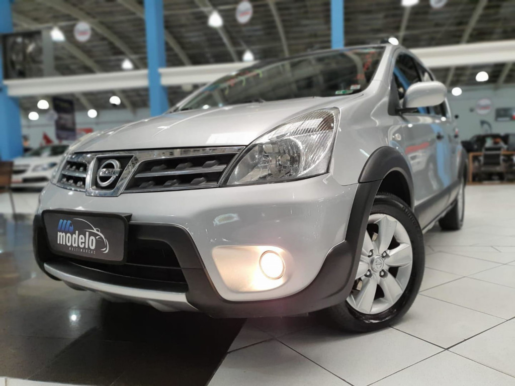 Imagem do veículo Nissan Livina Xgear 18sl