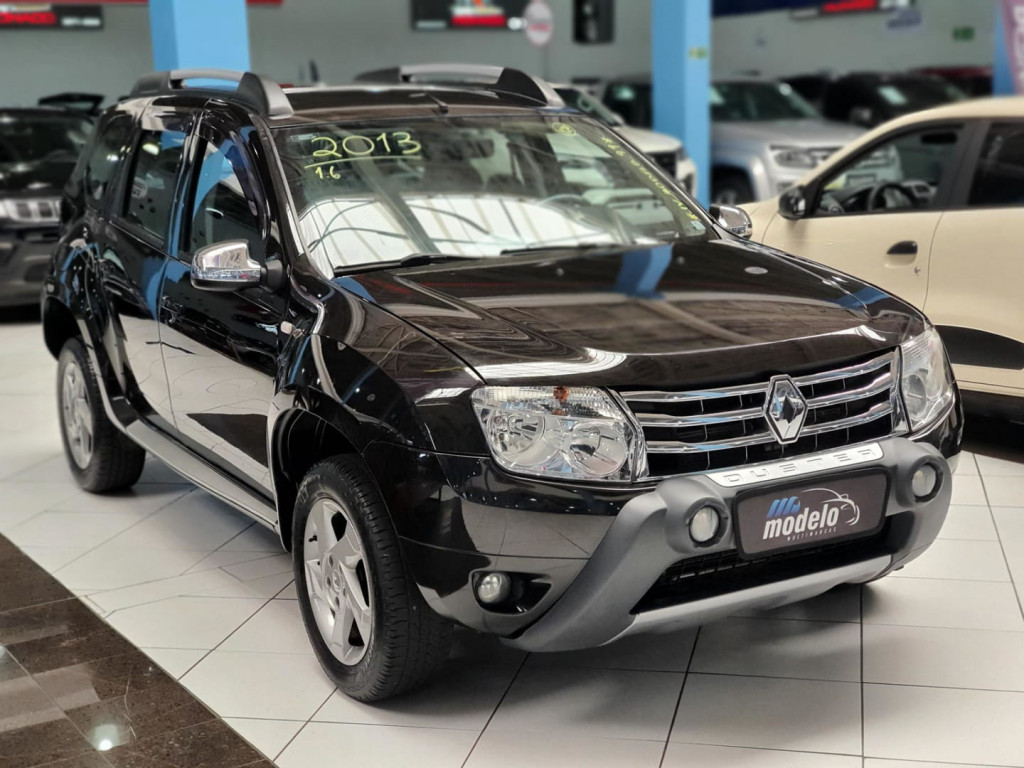 Imagem do veículo Renault Duster 16 D 4x2 2013