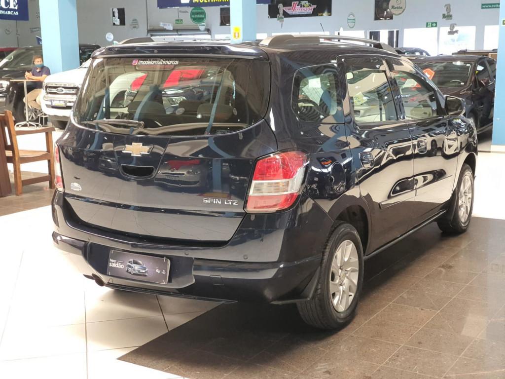 Imagem do veículo Chevrolet Spin 1.8l At Ltz 2015