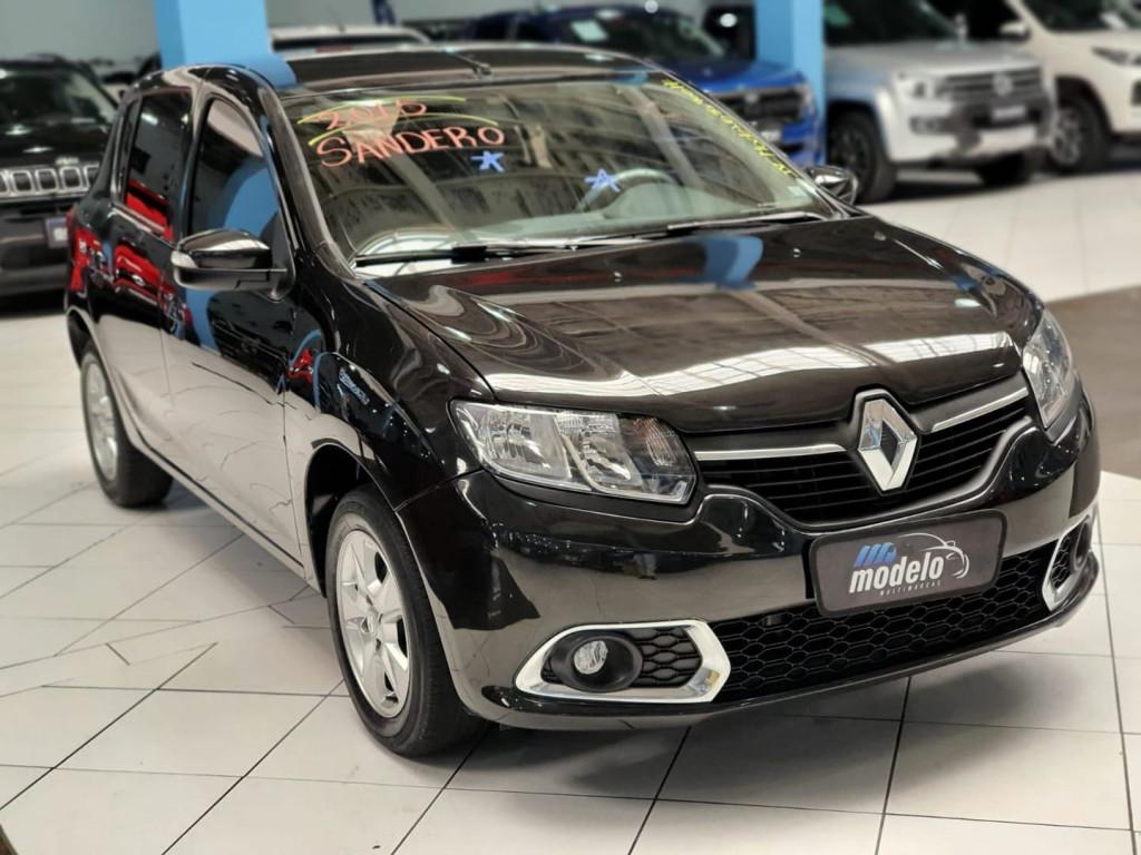 Imagem do veículo Renault Sandero Dyna 16 2015