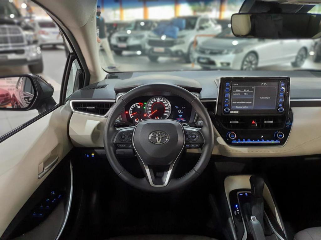 Imagem do veículo Toyota Corolla Altis 2021