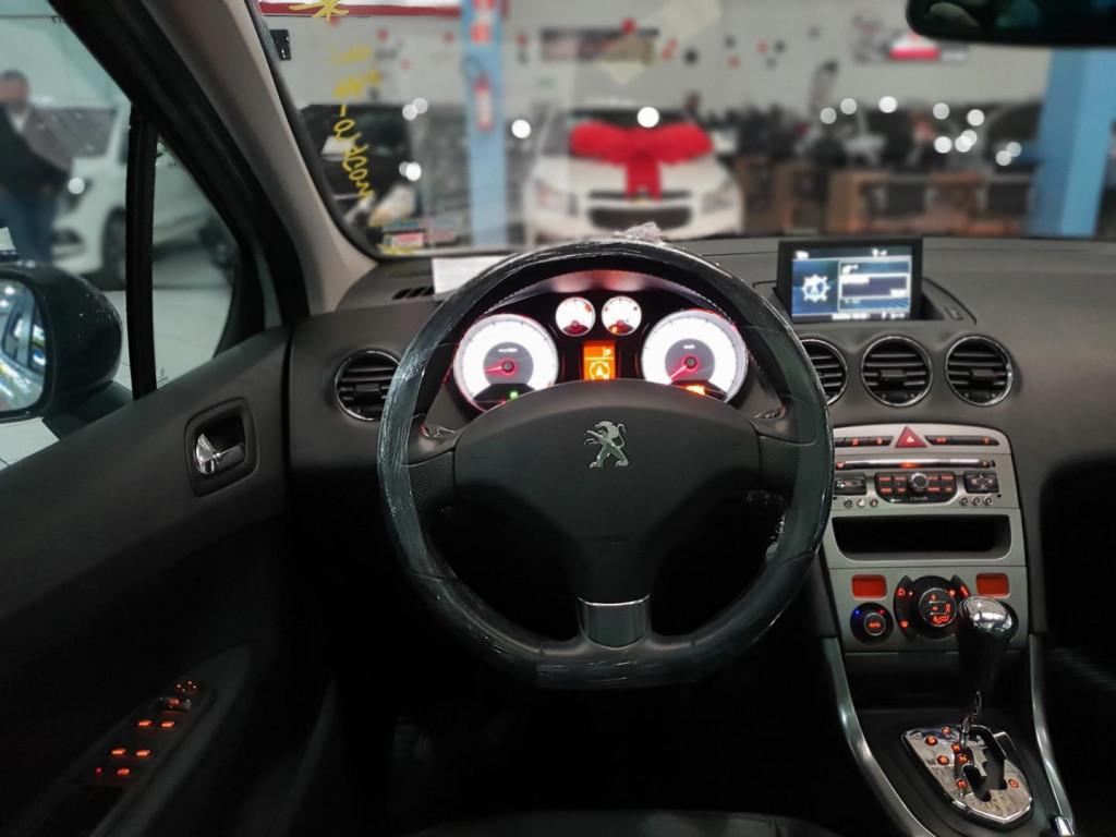 Imagem do veículo Peugeot 308 Griffe Thp 2015