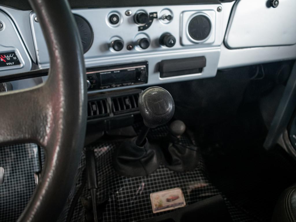 Imagem do veículo TOYOTA BANDEIRANTE 3.7 BJ50LV 4X4 TETO RIGIDO DIESEL 2P MANUAL