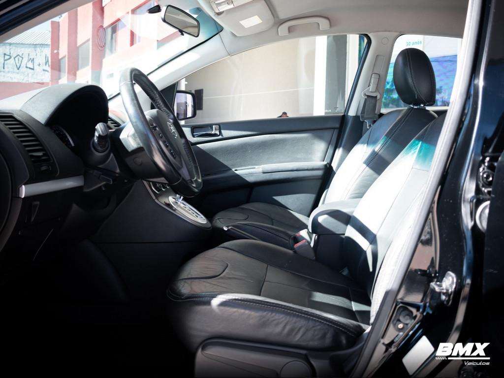 Imagem do veículo NISSAN SENTRA 2.0 S 16V FLEX 4P- AUTOMATICO