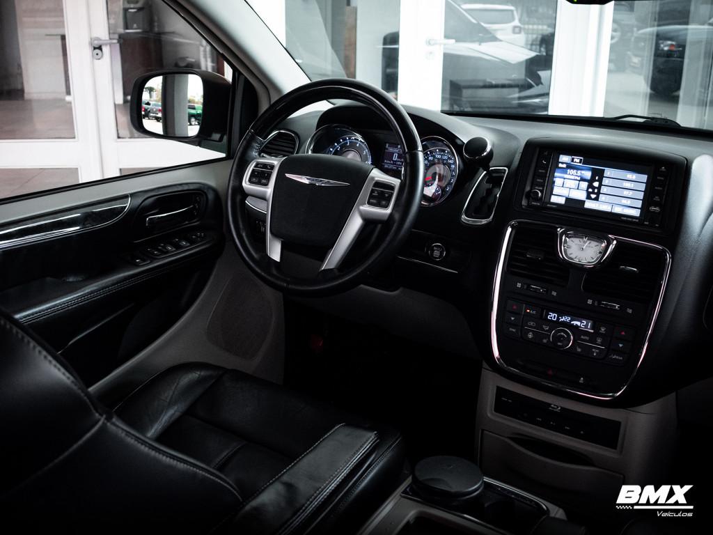 Imagem do veículo CHRYSLER TOWN & COUNTRY 3.6 LIMITED V6 24V GASOLINA 4P AUTOMÁTICO