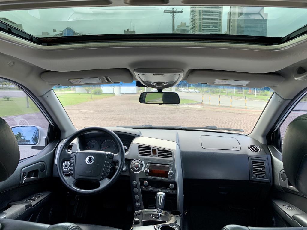 Imagem do veículo SSANGYONG KYRON 2.0 16V 4X4 TDI XDI AUTOMÁTICA 2010/2011